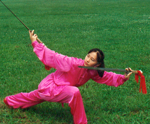 Health & Fitness - Benefits of Wushu