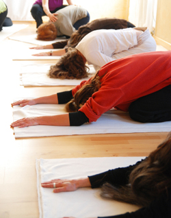 Yoga - At Home or a Class?