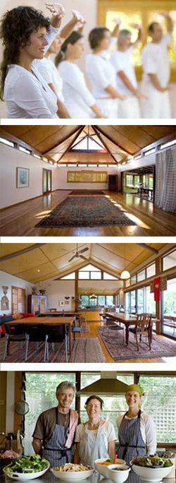 Byron Living Arts, Australia